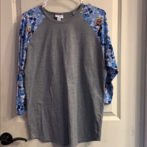 XL LuLaRoe Disney Randy